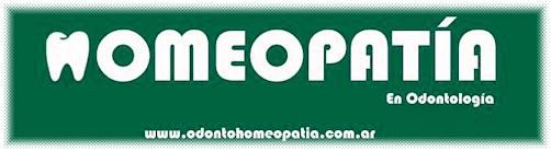 Logo Odontología y Homeopatía